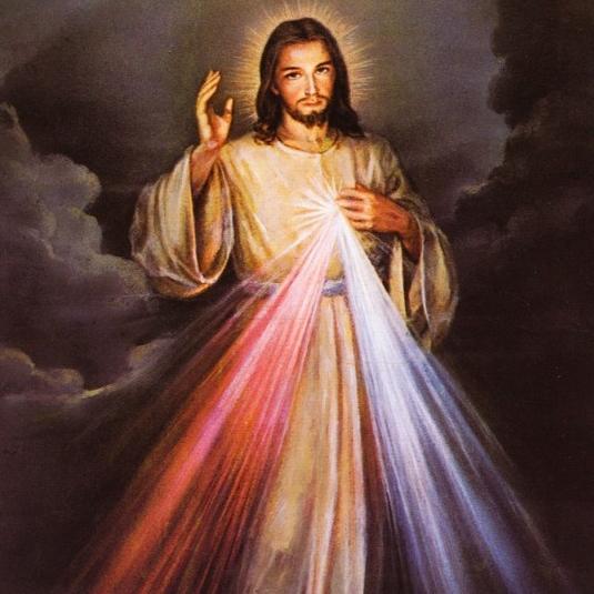 Jésus Miséricorde