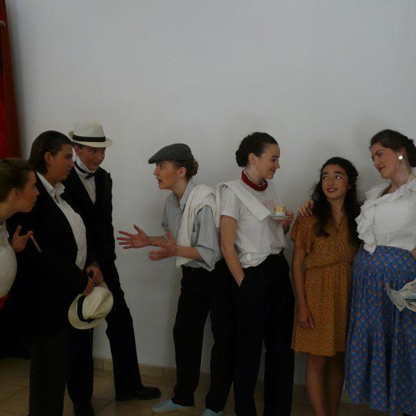 théâtre 1ère